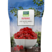 Pacific Coast Raspberries, Organic