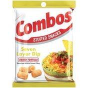 Combos 7 Layer Dip Tortilla Baked Snacks