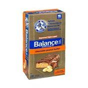 Balance Bar Gold Chocolate Peanut Butter Nutrition Energy Bars - 15 CT