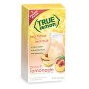 True Lemon Peach Lemonade Drink Mix
