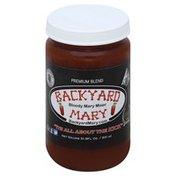 Backyard Mary Bloody Mary Mixer