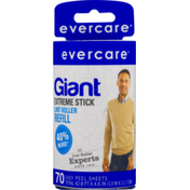 Evercare Lint Roller Refill, Giant