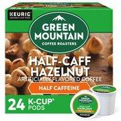 Green Mountain Coffee Roasters Half Caff K-Cup Pods