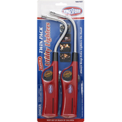 Kingsford Utility Lighters, Flexible, Twin Pack