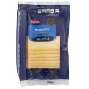 Hy-Vee Muenster Deli Style Cheese Slices