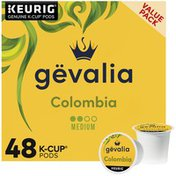 Gevalia Colombia Medium Roast K-Cup® Coffee Pods Value Pack