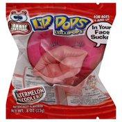 Lip Pops Lollipops, Watermelon Cooler