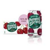 Poland spring Sparkling Water, Black Cherry