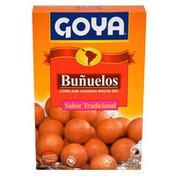Goya Buñuelos, Traditional Corn & Cassava Bread Mix