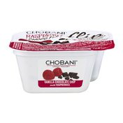 Chobani Low-Fat Greek Yogurt Flip Raspberry Choco Fix
