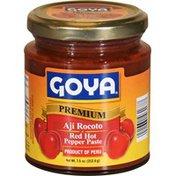 Goya Aji Rocoto Red Hot Pepper Paste