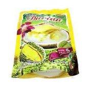 Madam Pum Brand Instant Sticky Rice With Durian
