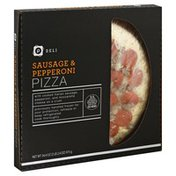 Publix Deli Pizza, Sausage & Pepperoni