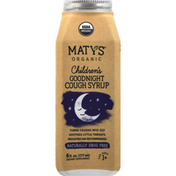 Maty's Cough Syrup, Organic, Goodnight, Children's