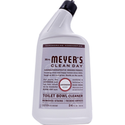 Mrs. Meyer's Clean Day Toilet Bowl Cleaner, Lavender Scent
