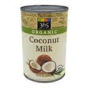 365 WHOLE FOODS MARKET Organic Coconut Milk