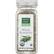 Pacific Coast Organic Rosemary, Whole