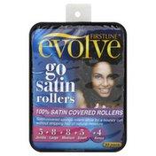 Evolve Rollers, Go Satin