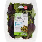 Nature's Promise Organic Sweet Baby Lettuce