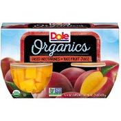Dole Organics in 100% Fruit Juice Diced Nectarines