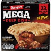 Banquet Mega Deep Dish Pizza Retail Ready Packaging