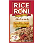 Rice-a-Roni Chicken & Herb Classico Whole Grain Blends