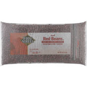 First Street Red Beans, Small