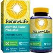 Renew Life Extra Care Probiotic 100 Billion