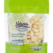 Nature's Promise Natural Whole Peeled Garlic
