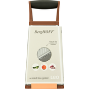 BergHOFF 4-Sided Box Grater