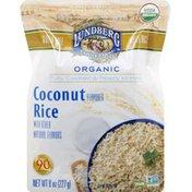 Lundberg Family Farms Rice, Organic, Coconut Flavored