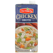 Our Family Chicken Broth