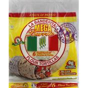 La Banderita Tortilla, Flour, Mega Burrito