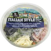 Signature Cafe Chopped Salad, Italian Style