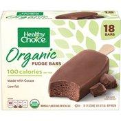 Healthy Choice Organic Fudge Bars
