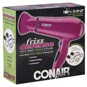 Conair Frizz Defense Ionic Styling Dryer