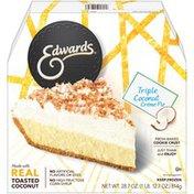 Edwards Triple Coconut Crème Pie