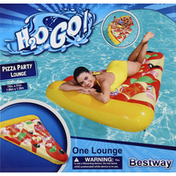 Bestway Lounge, Pizza Party