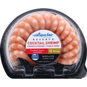 Aqua Star Cocktail Shrimp, Reserve