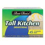 Best Choice Tall Drawstring Kitchen Bags
