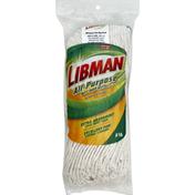 Libman Wet Mop Refill, All-Purpose