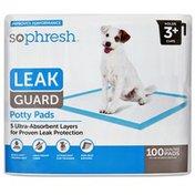 So Phresh Leak Guard Potty Pads