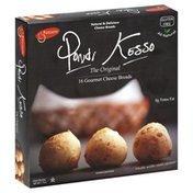 Pondi Kesso Cheese Breads, Gourmet, Original