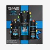 Axe Gift Set With Body Spray, Antiperspirant & Deodorant Stick And Body Wash Phoenix