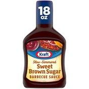 Kraft Sweet Brown Sugar Slow-Simmered Barbecue Sauce
