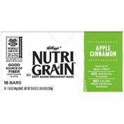 Kellogg's Nutri-Grain Cereal Bars Apple Cinnamon