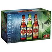 Dos Equis Mexican Lager Beer Explorer Pack