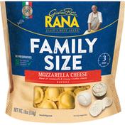 Giovanni Rana Ravioli, Mozzarella Cheese, Family Size