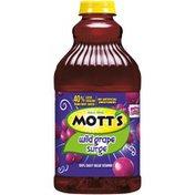Mott's 40% Less Sugar Wild Grape Surge