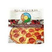 Full Circle Uncured Pepperoni Pizza